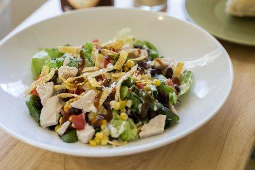 Zupa's BBQ Chicken Salad