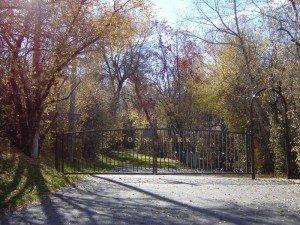 Von Baer Park in Logan
