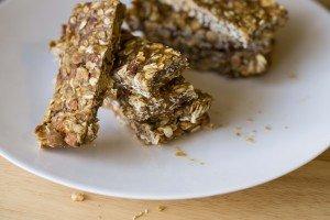 Homemade Granola Bars-1