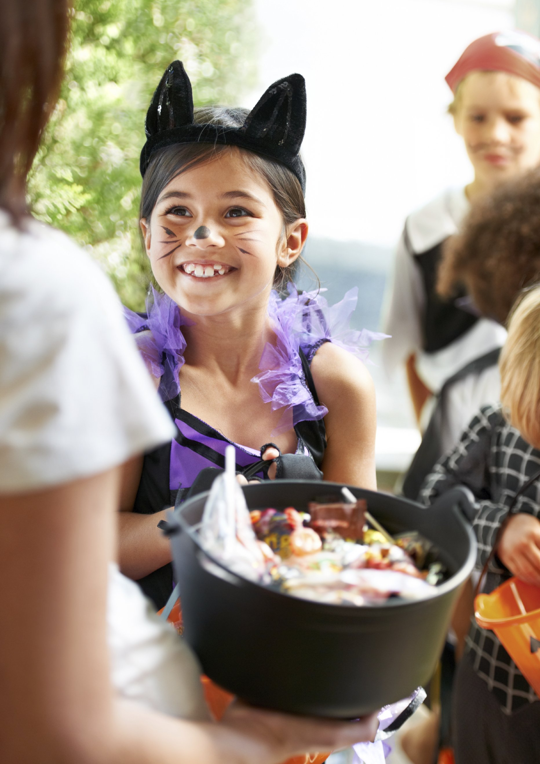 Don't Let Halloween Treats Pull Tricks on Your Kids' Teeth