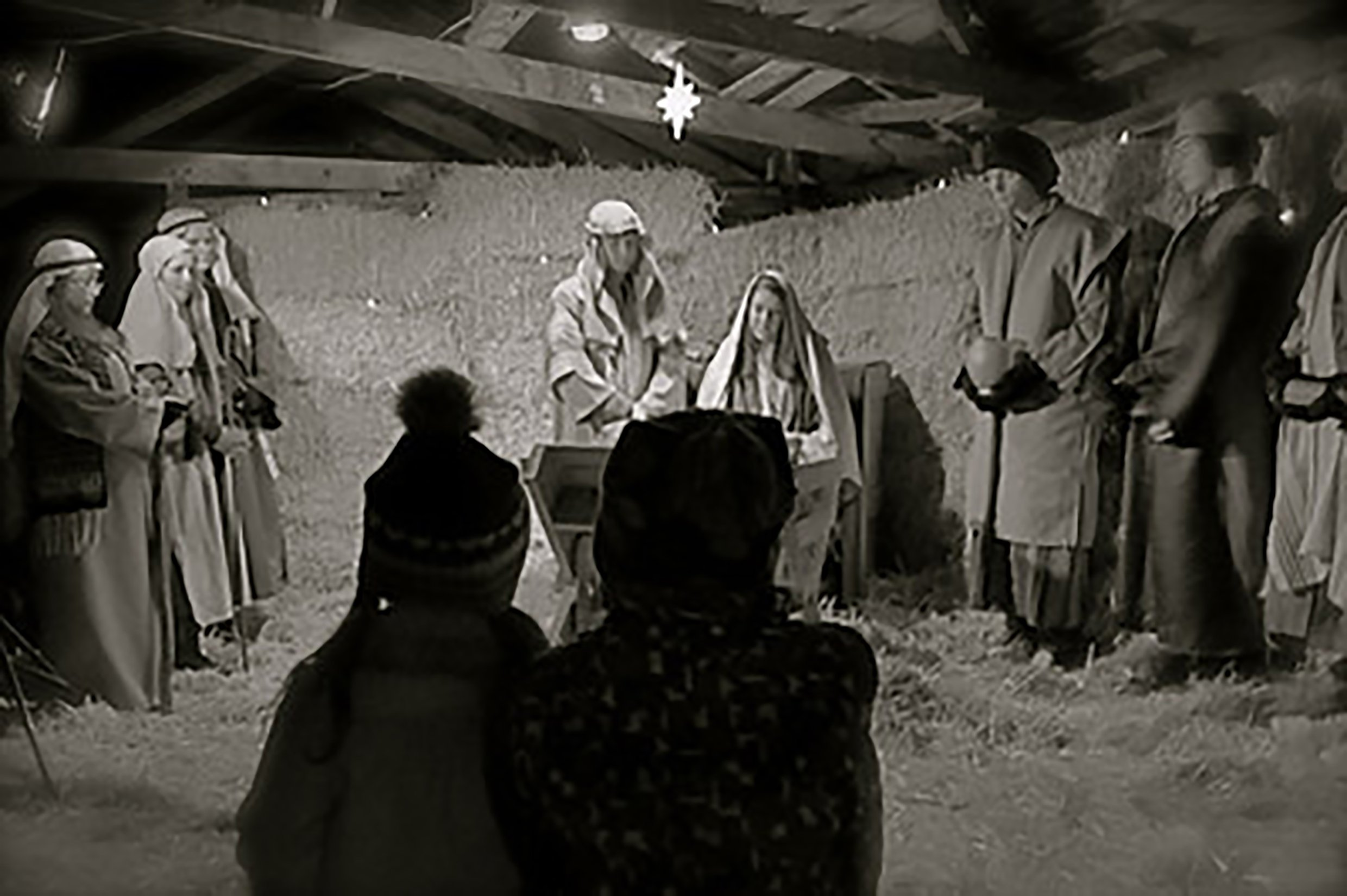 Live Nativity Celebrates the Reason for the Season