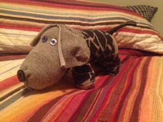Sock Dog Craft (ages 8+)
