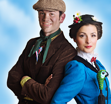 Mary Poppins Comes to Cache Valley