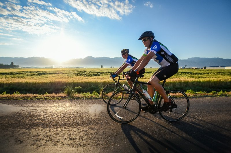 Cache Valley: A Near-Perfect Cycling Environment