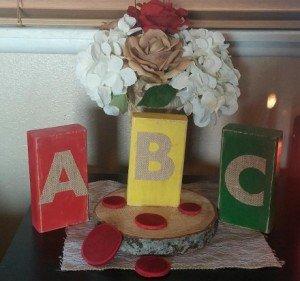 CVFM: ABC Letter Blocks