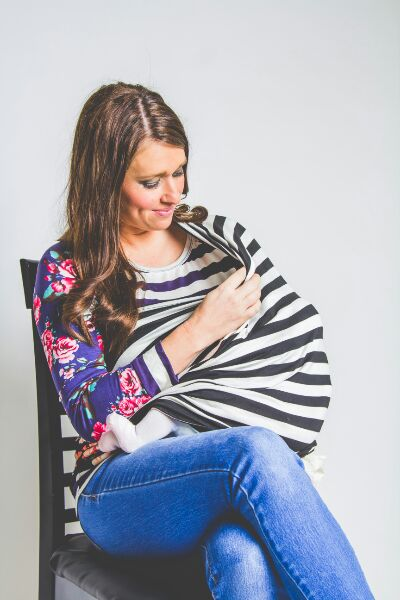 Covered Goods Nursing Covers: A Four-In-One Product Nursing Mothers Will Love