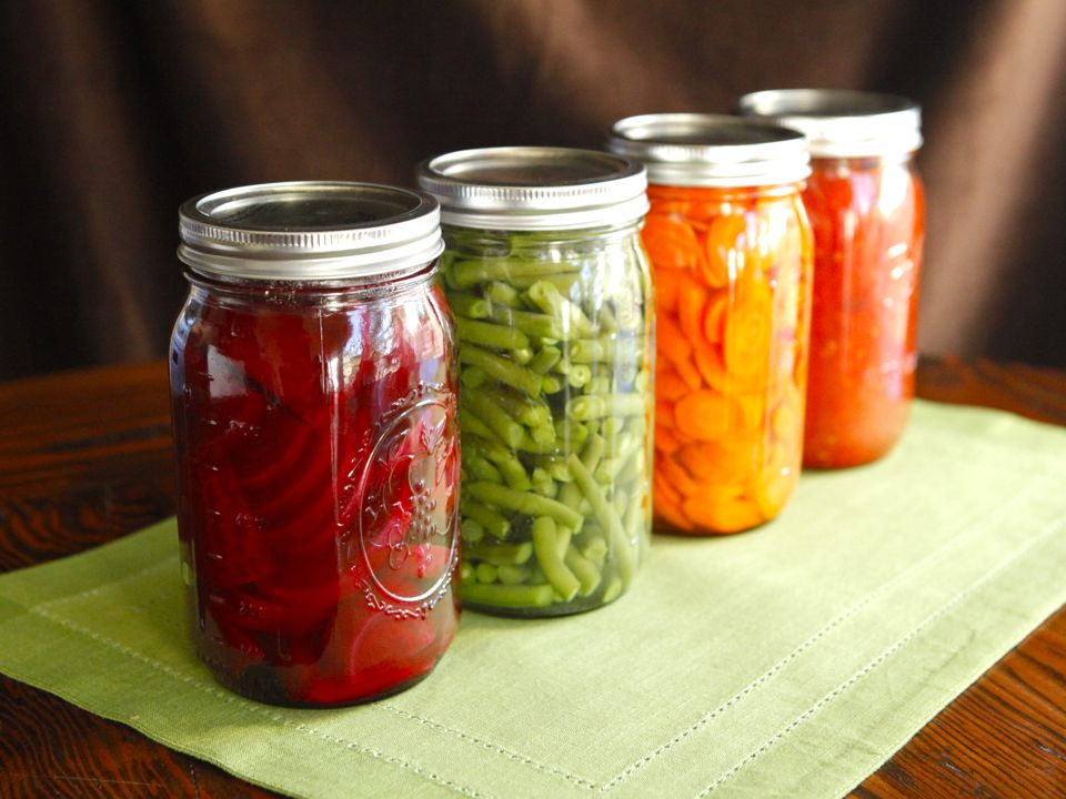 Family Firsts: Canning with Family and Friends