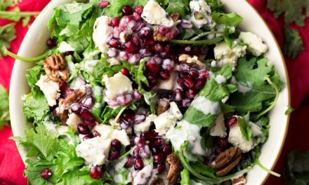 Christmas Chicken Salad