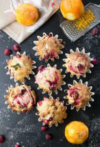 cranberry-muffins