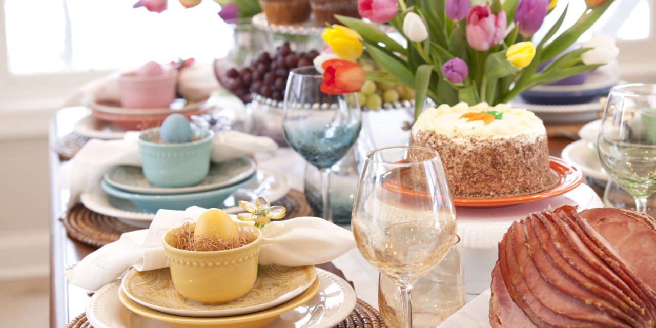 Make Easter Grand While Keeping It Simple