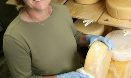 Rockhill Creamery: Richmond Couple Turns Small Farm Into Cheese Shop