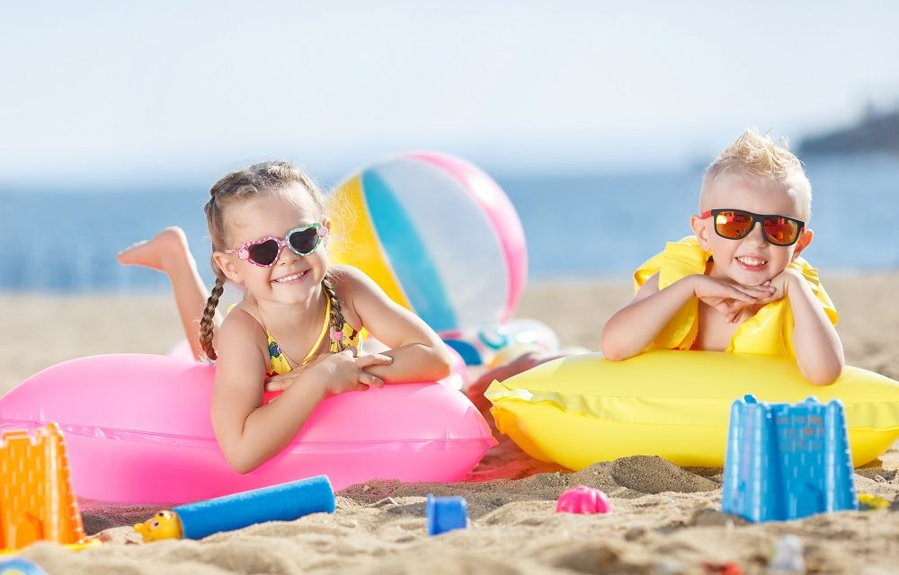 Protect Your Children's Eyes During the Summer