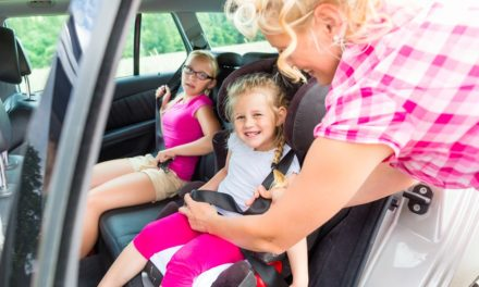 Buckle Up: Every Ride, Every Time