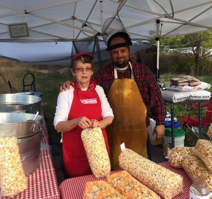Visit a Local Farmers' Market for Local Treats Like Kettle Corn of Cache Valley