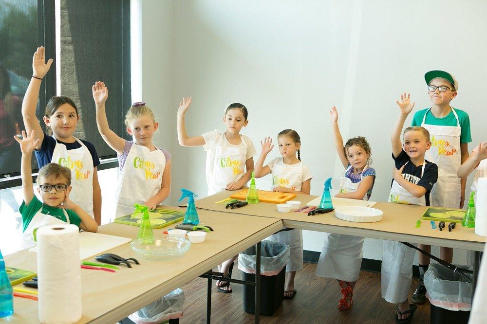 Kids Test Kitchen