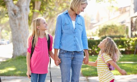 Step Forward with Safe Routes to School