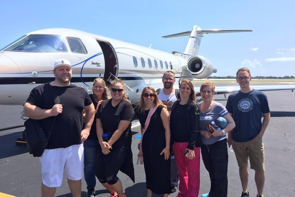 Cache Valley Hospital Nurses Travel to Florida to Provide Hurricane Relief