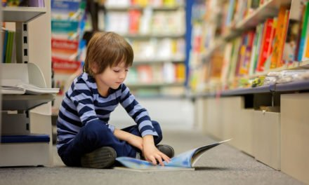 Libraries Support Families in Lifelong Reading and Learning