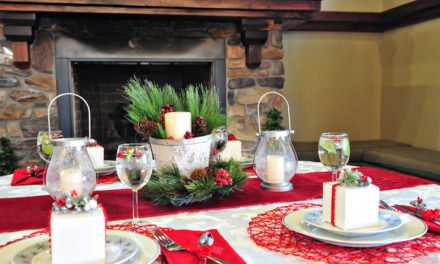 How to Create a Beautiful Holiday Tablescape