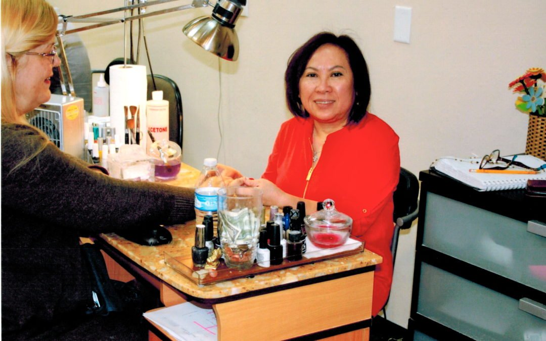 Lien Nguyen: Once Refugee—Now LA Nails Manager— Inspires Customers With Epic Tale