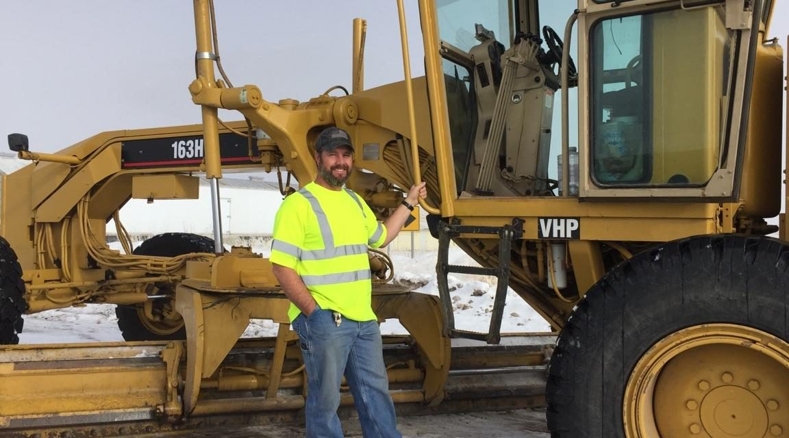 Dusty Davis: Building Roads in Cache Valley