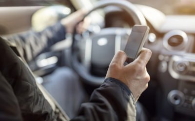 Break the Habit of Distracted Driving