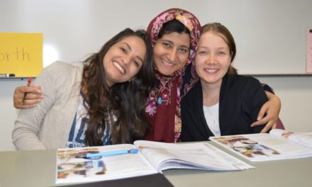 English Language Center Opens Window of Opportunities for Students