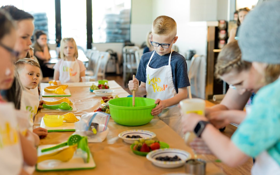 Kids Test Kitchen: Healthy Summer Snacks