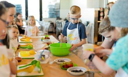 Kids Test Kitchen: Healthy Summer Snacks