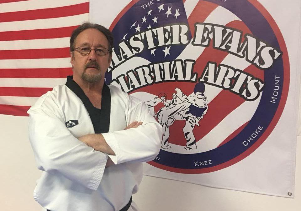 Master Michael Evans Teaches Much More Than Taekwondo