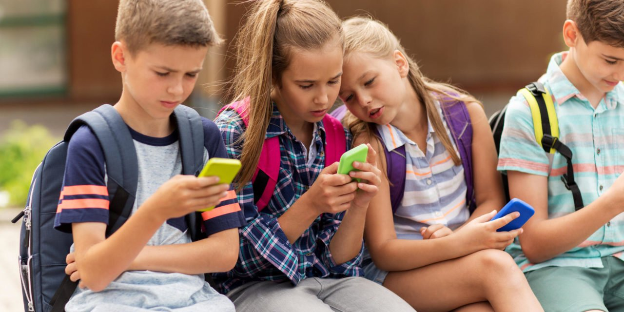 Ready or Not, Here It Comes: Kids and Cell Phones