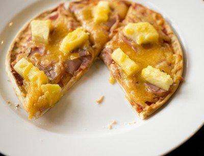 Pita Pizzas for Kids