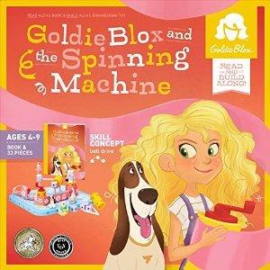 Goldie Blox ($31.99)