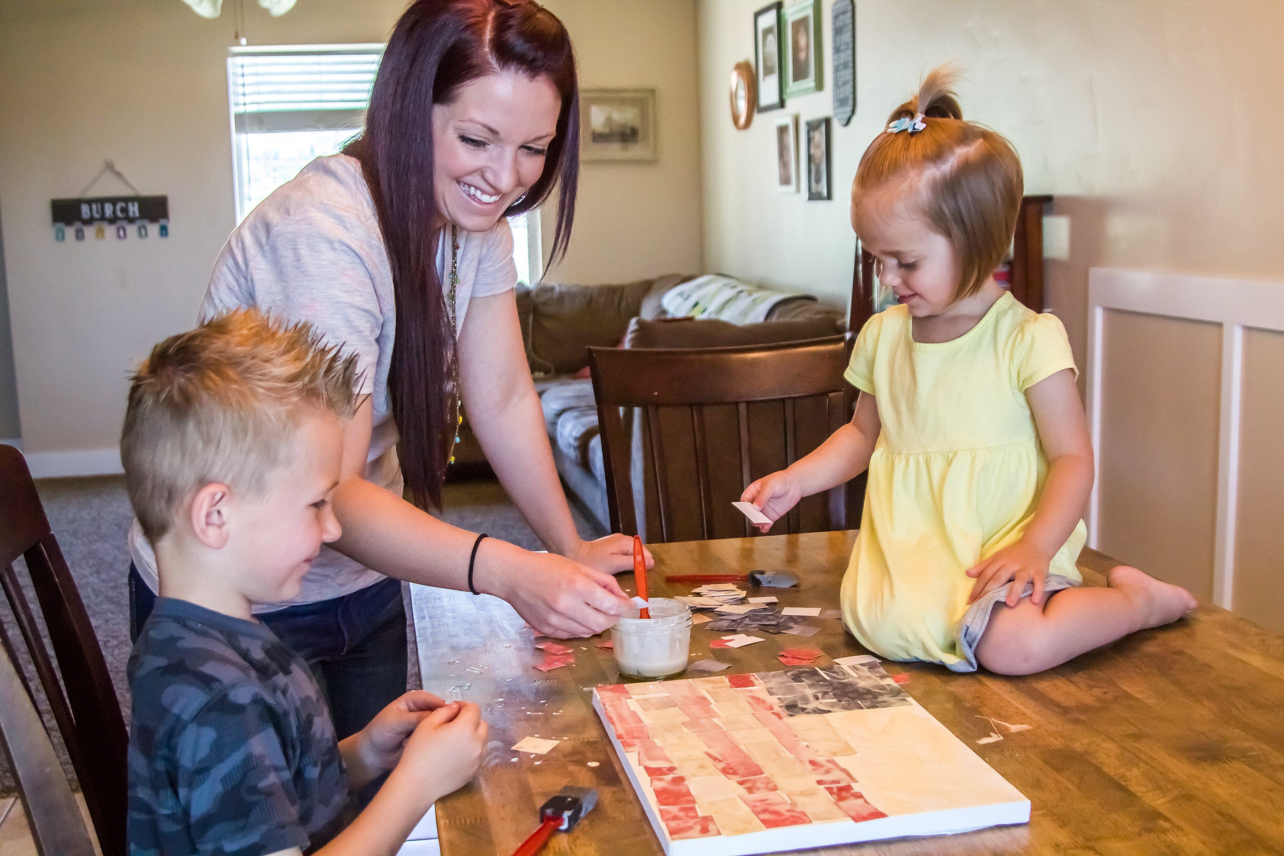 Three Ways to Foster Your Children's Creativity this Summer