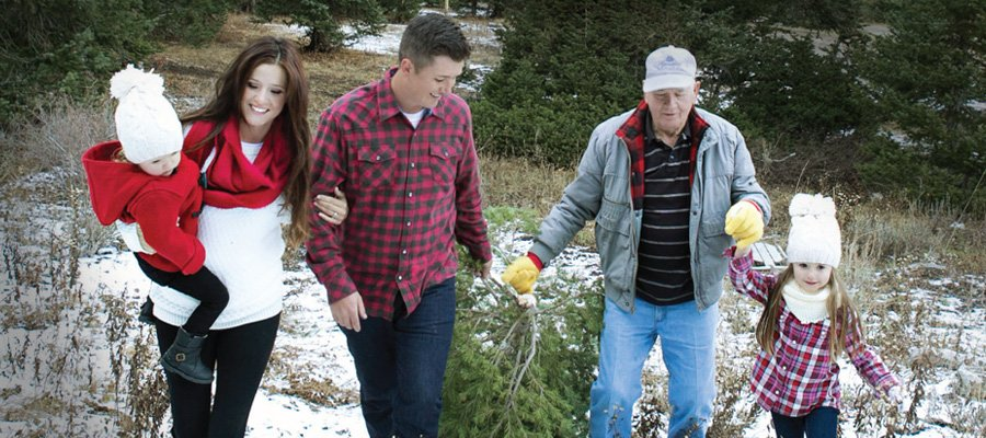 Cache Valley Family Holiday Traditions