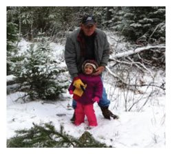 Cutting-Christmas-Tree
