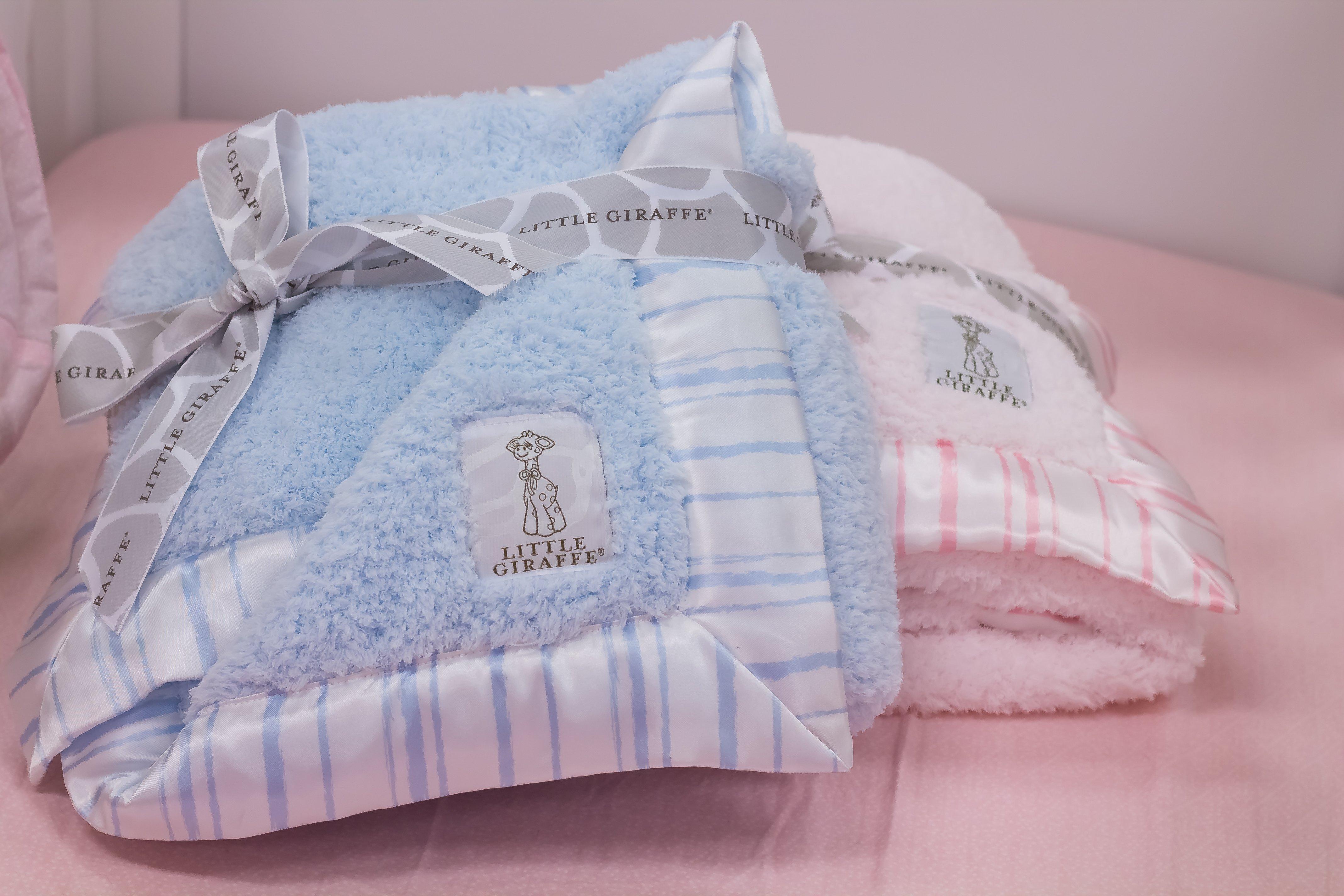 Little Giraffe Blankets