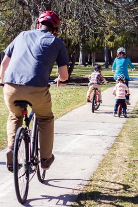 Make Physical Activity A Priority For Your Family