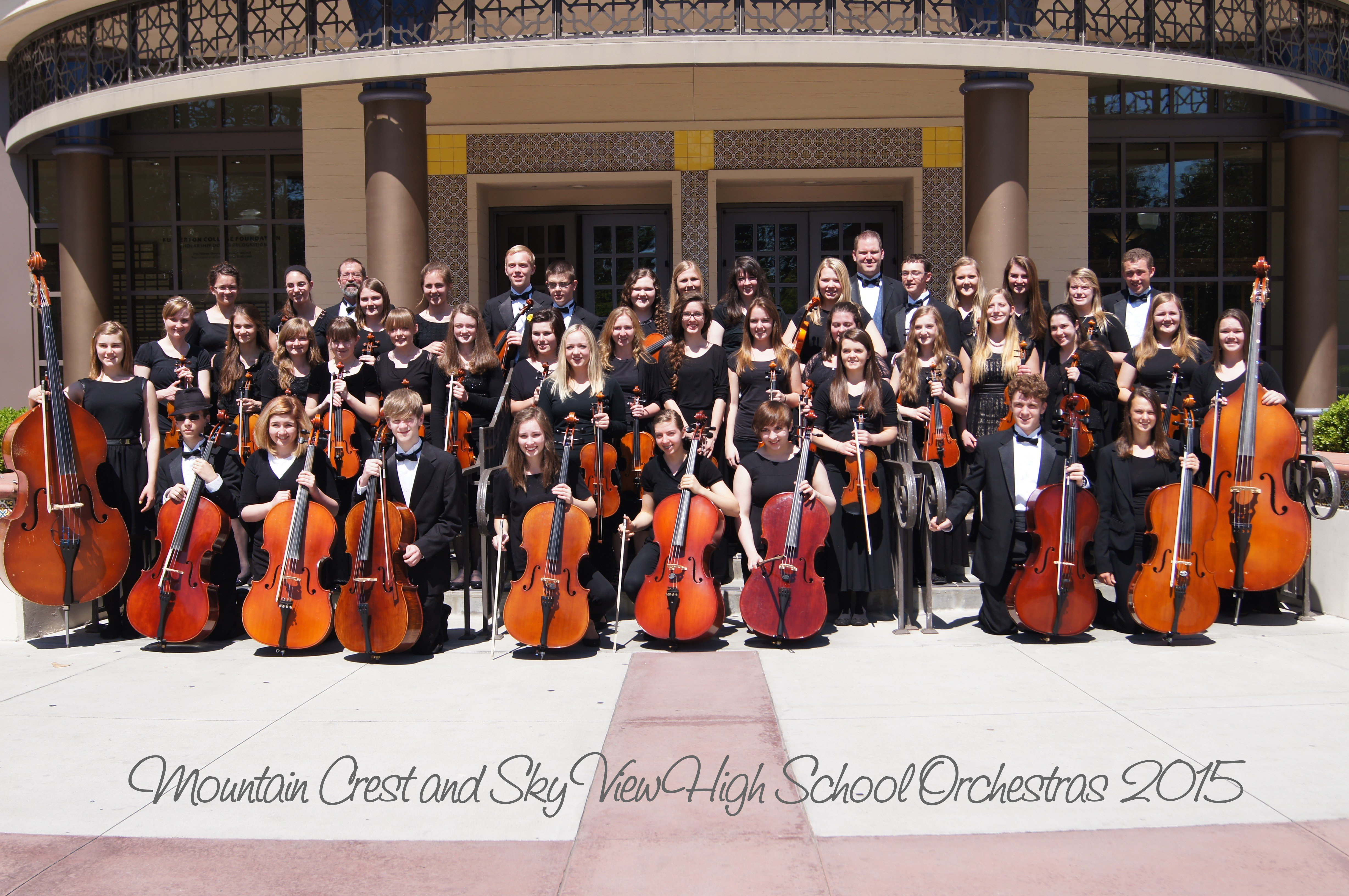 Strings of Talent: Music Students Find Success through Program