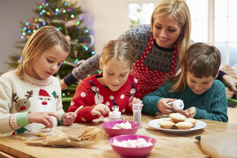 Seven Tips for Decorating Cookies with Kids