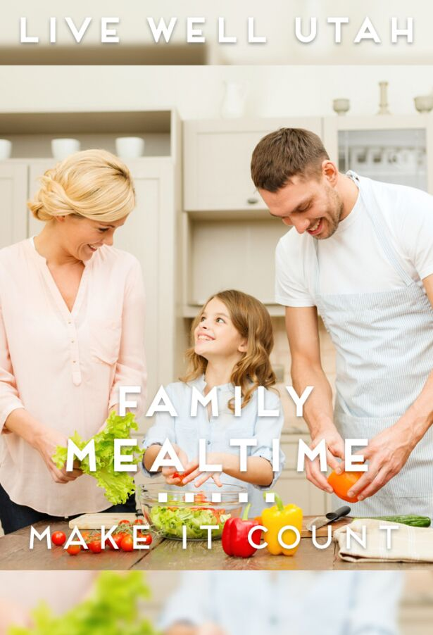 Live Well Utah Educates Families on Healthy Living