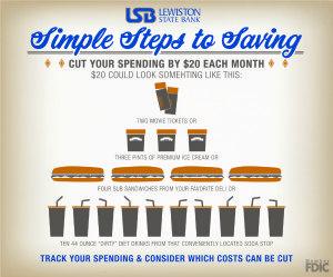 Small Steps to Big Savings