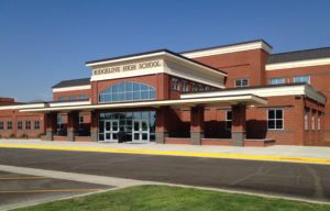 Ridgeline High School, opened 2016