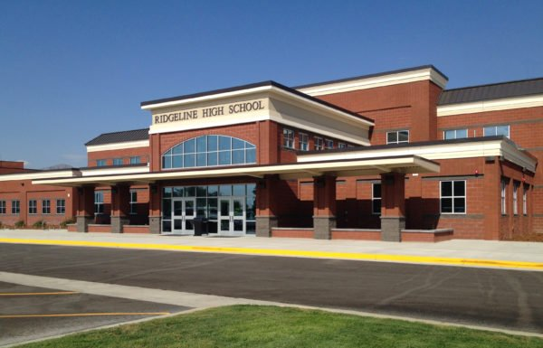 New Kid on the Block: Cache County School District Opens New High School