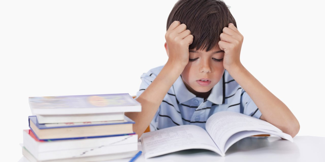 An Important Step to Solving Reading Difficulties