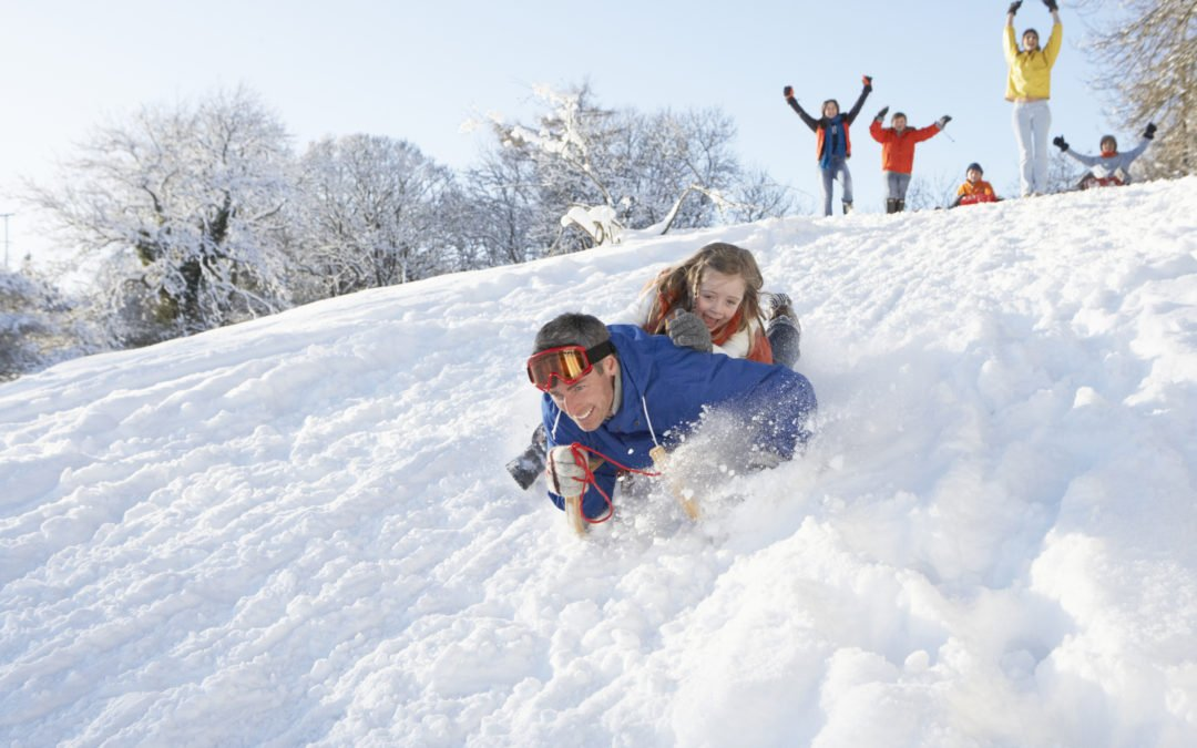 Stay Safe in Winter Sports