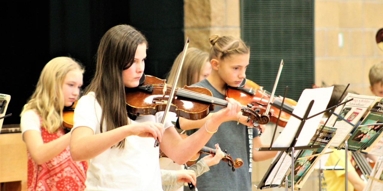 Cache County School District Pilots Innovative New Orchestra Program