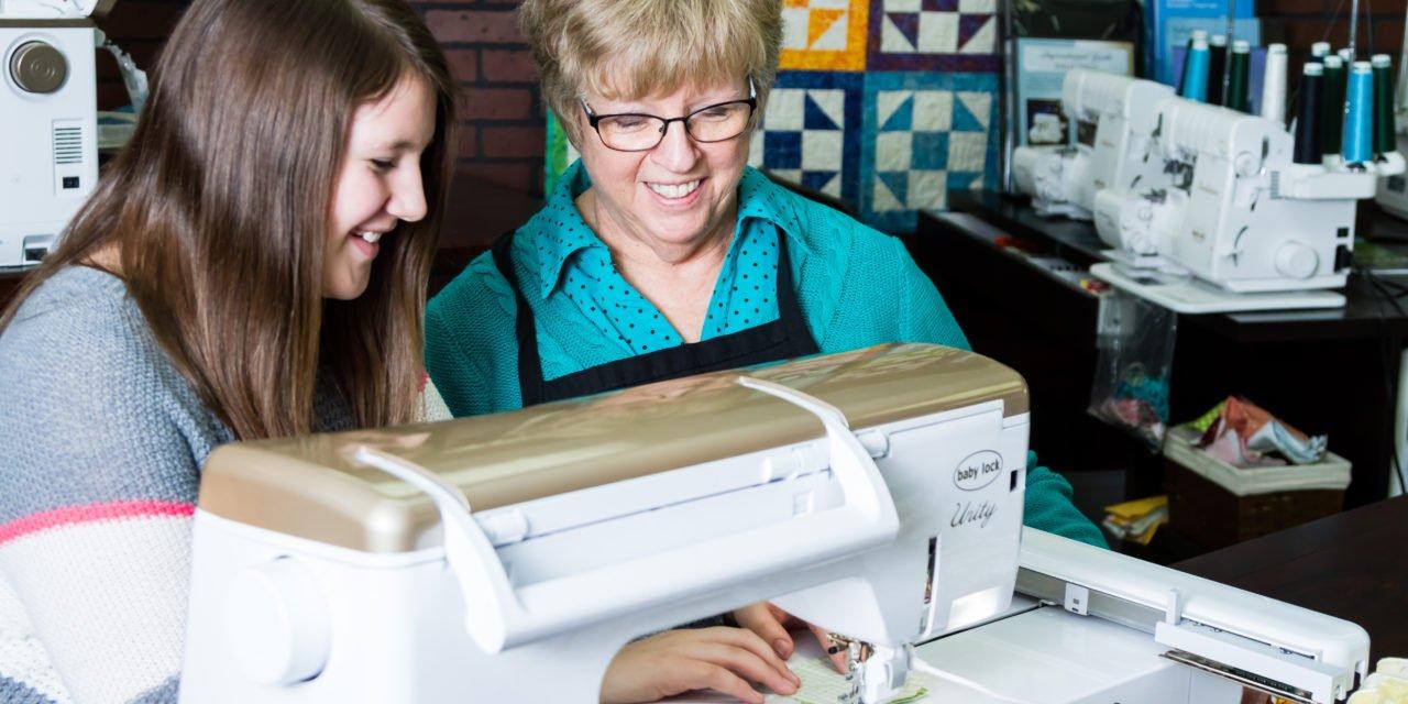 Why Teach Children to Sew?