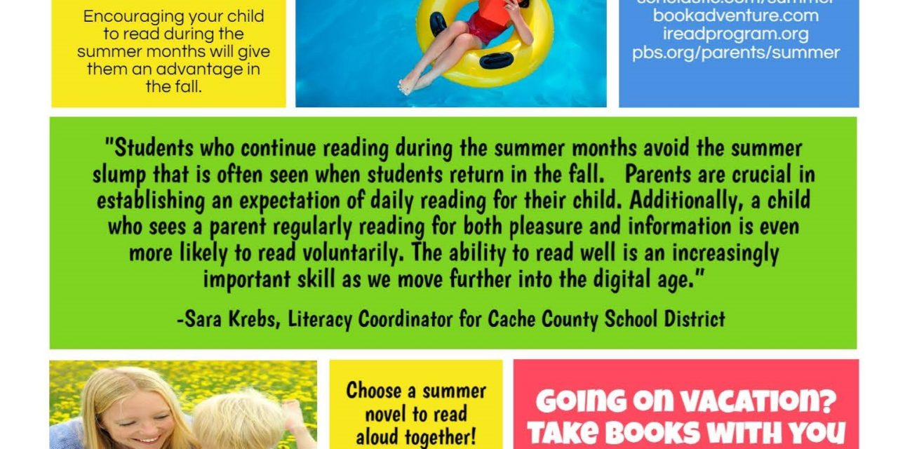 Make Summer Reading a Splash