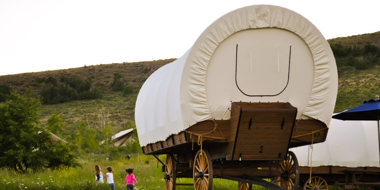Make Your Camping Dreams Come True by Going Glamping